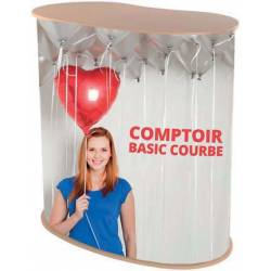 Comptoir promotionnel 6500